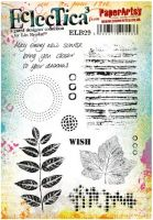 ELB29 A5 Cling Rubber stamp set
