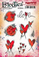 Tracy Scott Stamp Set (ETS04) for PaperArtsy