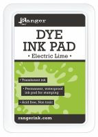 Electric Lime Ranger Dye Ink Pad - RDP4287
