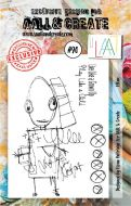 Ettan Aall and Create A7 Stamp Fiona Paltridge 90 (AAL00090)