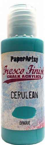Cerulean (Tracy Scott) Fresco Finish PaperArtsy Paint