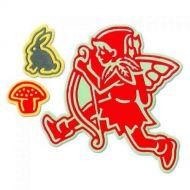 Fairy #6- Jorli Perine - Sizzix Thinlets Die - 662853