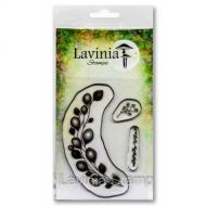 Floral Wreath Lavinia Stamps (LAV637)