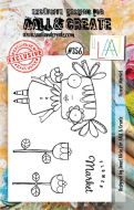 No. 356 Flower Market Aall and Create A7 Stamp