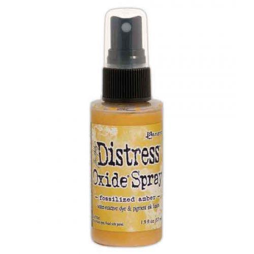 Fossilized Amber Tim Holtz Distress Oxide Spray TSO64756