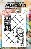No. 302 Going Postal Aall and Create A7 Stamp