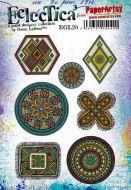 Gwen Lafleur 20 A5 Cling Rubber Stamp Set (EGL20) for PaperArtsy