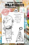 Gwendolen Aall and Create A7 Stamp Fiona Paltridge 89 (AAL00089)