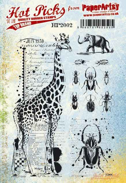 Cling Rubber Stamp Sets