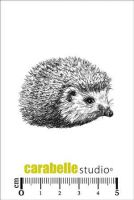 Hedgehog (SMI0208) Cling Stamp Small - Carabelle Studio