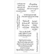 CS067D Hobby Art Stamps - Inspirations
