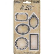 Idea-Ology Metal Deco Frames 5 Pack (TH93792)