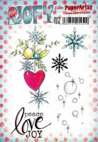 JOFY (Jo Firth Young) 106 A5 Cling Rubber Stamp Set (JOFY106) for PaperArtsy