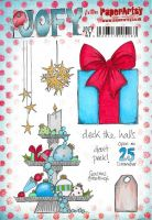 Jo Firth Young JOFY47 - A5 Cling Rubber Stamp Set
