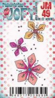 JOFY Mini 49 Cling Rubber Stamp