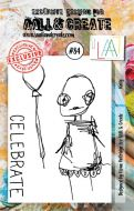 Kaily Aall and Create A7 Stamp Fiona Paltridge 84 (AAL00084)