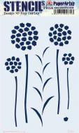 Kay Carley Large PaperArtsy Stencil (No. 236) - PS236