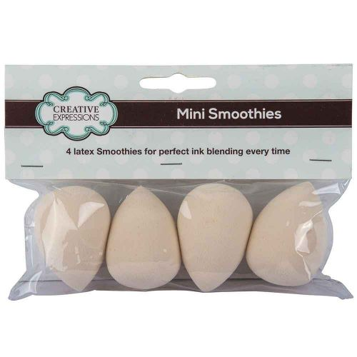 Creative Expressions Mini Smoothies pk 4 latex smoothies