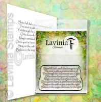 Magic Surrounds Us (LAV669) by Lavinia Stamps