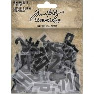 Mini Marquee Letters 144 Pack Tim Holtz Idea-Ology (TH94127)
