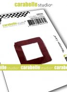 Monolith : Square by Carabelle Studio (SMI0304) - Cling Stamp Small