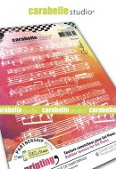 Music by Alexi for Carabelle Studio (AP60037) - Art Printing A6