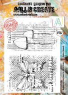 No. 267 Nature Elements Aall and Create A4 Stamp