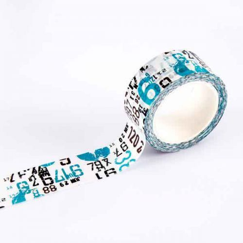 Ponder Washi Tape No. 3 - Aall and Create - 20mm