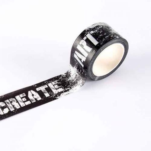 Artsy Washi Tape No. 5 - Aall and Create - 25mm