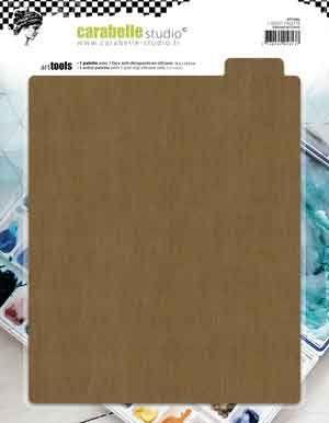 Non Stick Craft Sheet Carabelle Studio 7.3 inch by 9.25 inch (att1pal)
