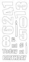 CS127D Numbers