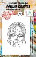 Paloma Aall and Create A7 Stamp Kassa Hayselden 97 (AAL00097)