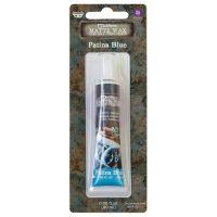 Patina Blue Finnabair Art Alchemy Matte Wax 20ml (AAMWP67871)