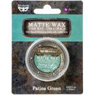 Patina Green Finnabair Art Alchemy Matte Wax 20ml (AAMWP67864)