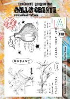 No. 320 Plant Your Dreams Aall and Create A4 Stamp