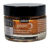 Renaissance Gold Gilding Wax (UK ONLY) by Pebeo Gedeo (30ml)