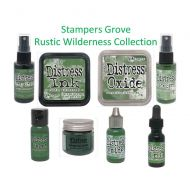 Rustic Wilderness No Pin Set (8 items)