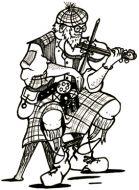 Crafty Stamps - Fiddler - SC164Q