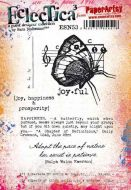 Sara Naumann 53 A5 Cling Rubber Stamp Set (ESN53) for PaperArtsy