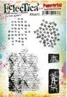 Seth Apter 02 (ESA02) A5 Cling Rubber stamp set