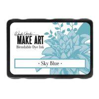 Sky Blue Wendy Vecchi Make Art Dye Ink Pad WVD64374
