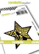 Star Symbol Small Cling Stamp Carabelle Studio (smi0289)
