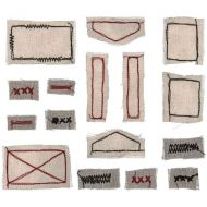 Expected approx 23 April Stitched Scraps 16 Pack Tim Holtz Idea-Ology (TH94138)