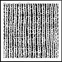 Stockinette Small Pattern (S573) by Pam Carriker for StencilGirl