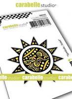 Sun Symbol Small Cling Stamp Carabelle Studio (smi0295)