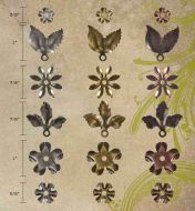 Tim Holtz Idea-ology Foliage (18 pk.) TH92788