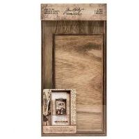 Idea-Ology Wooden Vignette Trays 2 pack (UK ONLY)