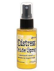 Mustard Seed Distress Oxide Spray