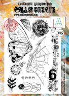 Take Flight Aall and Create A4 Stamp Olga Heldwein 367 (AAL00367)