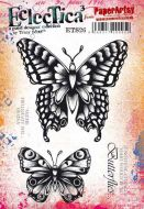 Tracy Scott ETS26 PaperArtsy A5 Cling stamp set